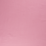 Triple Gauze Fabric - Solid in Light Pink-Muslin Fabric-Jelly Fabrics