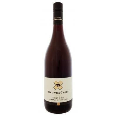 Carrick Crown & Cross Pinot Noir 750ml