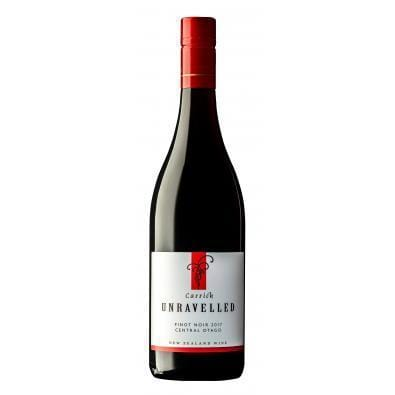 Carrick Unravelled Pinot Noir 750ml