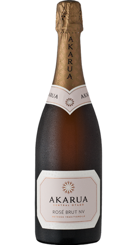 Akarua Central Otago Brut NV Rosé 750ml