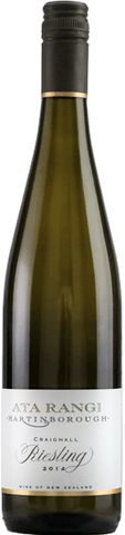 Ata Rangi Martinborough 'Craighall' Riesling 750ml