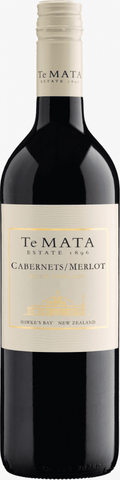 Te Mata Estate Vineyards Merlot Cabernet 750 ml