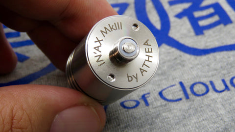 IN'AX MKIII <br>by Athea Mods <br>22 mm Genesis Atomizer