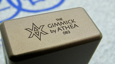 Gimmick by Athea Mods <br>Bronze <br>Aluminium & Brass Mod Box