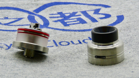 The Split R Atty | Brushed <br>by DNV <br>22 mm RDTA