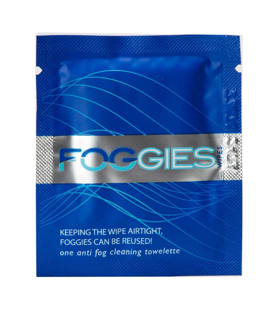 FOGGIES Anti-Fog Cleaning Towelette (Single)