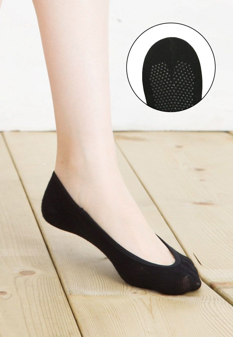 Basic Foot Cover (with Anti Slip) | 2 Colours
