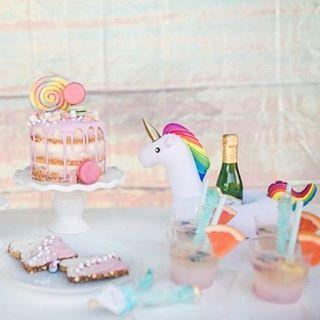 Unicorn Drink Holder Float - FUNFIT