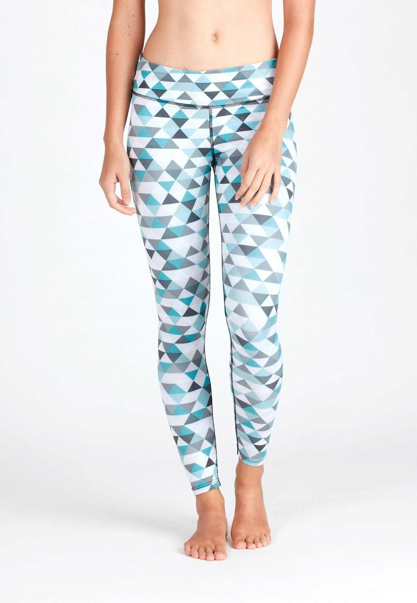 FUNFIT Movement Leggings in Prism Print (S - XL)