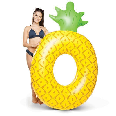 Pineapple Pool Float (Giant) 120cm - FUNFIT