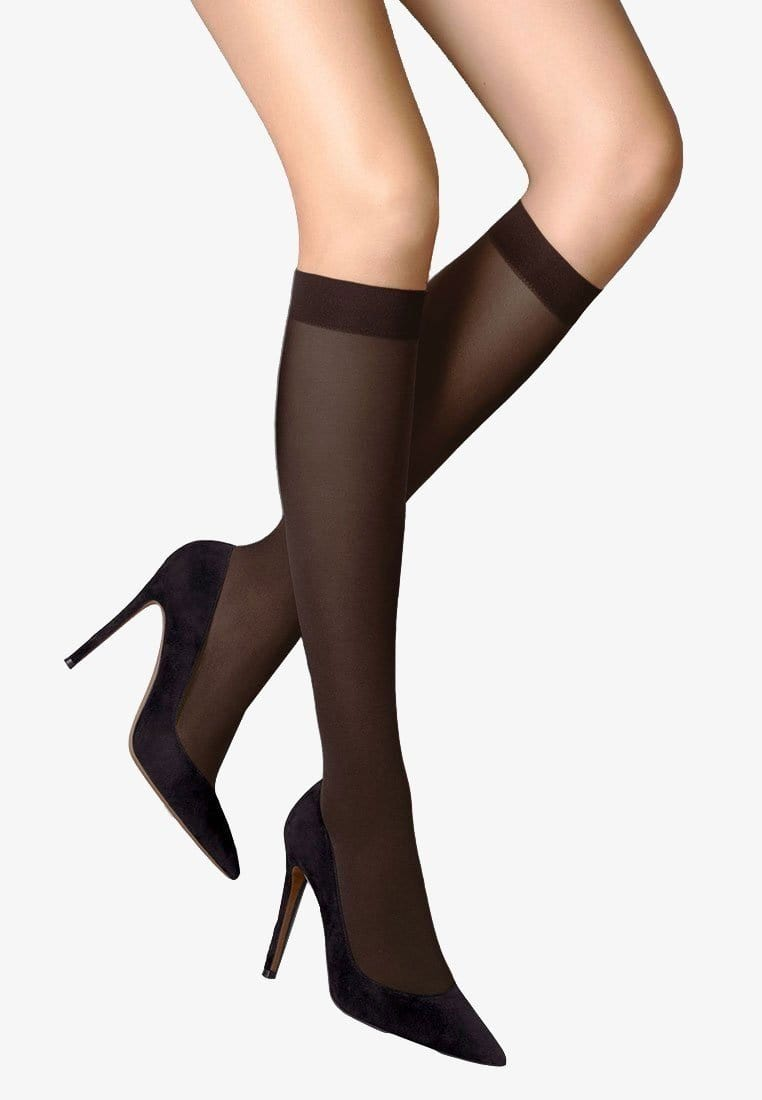 Support Knee High Socks (2 pairs) | 2 colours