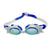 TINTED WING FRAME JUNIOR GOGGLES  (BLUE/WHITE)