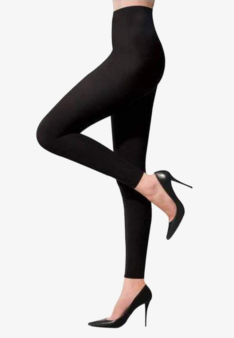 Opaque Tights (Footless) 80 Denier | 2 Colours