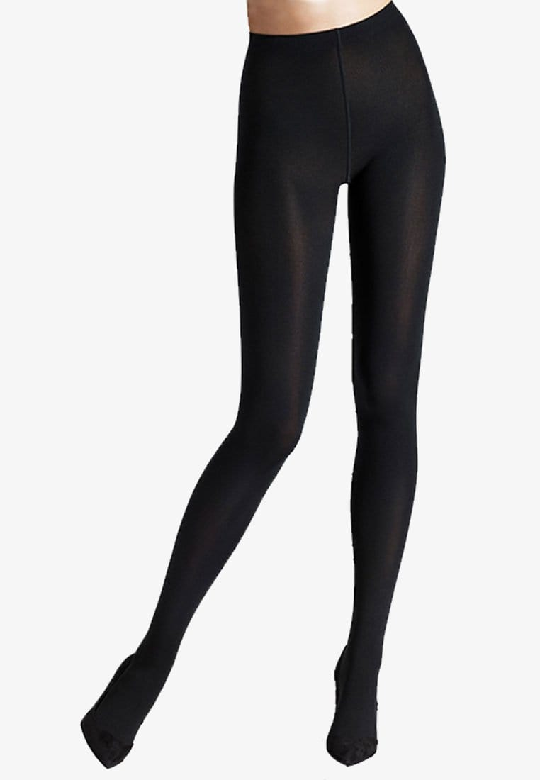 Opaque Tights (Footed) 80 Denier | 2 Colours