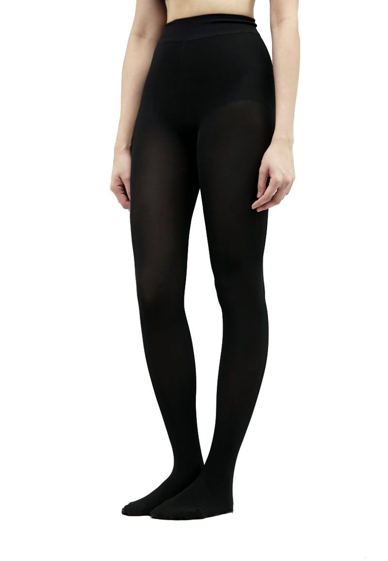 Microfiber tights (Footed) 120 Denier