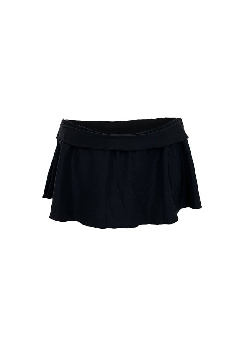 FUNFIT Basic Swim Skorts (Black) | S - L