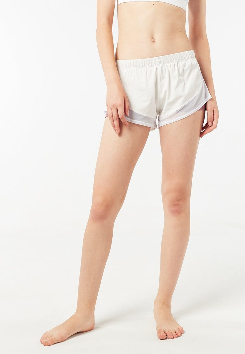 Overlay Curved Mesh Shorts (XS – 2XL)
