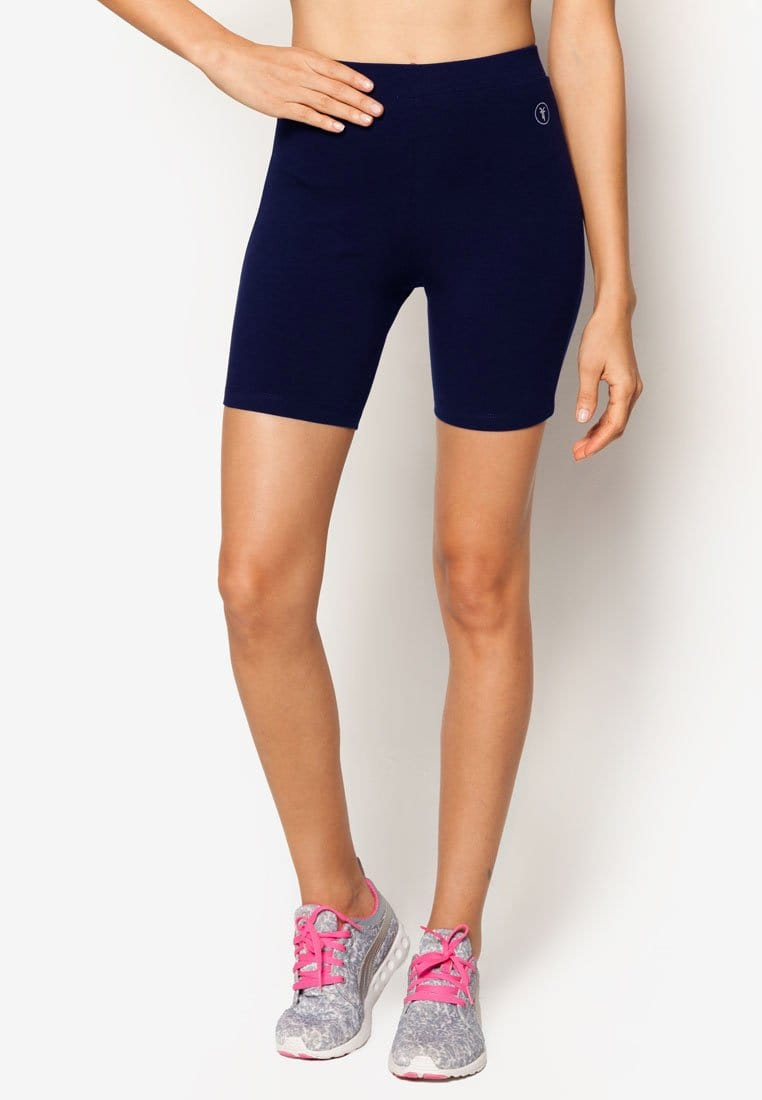 FUNFIT Basic Shorts in Navy (S - 3XL)