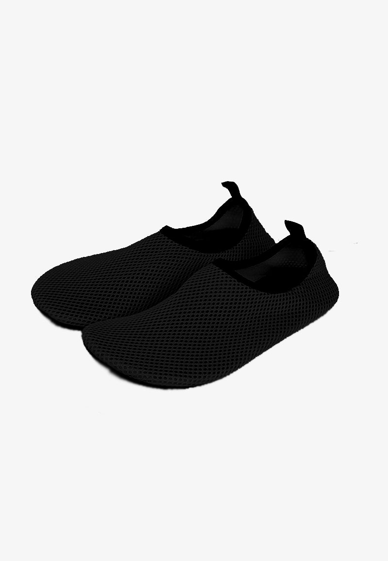Mesh Water Shoes (Black)