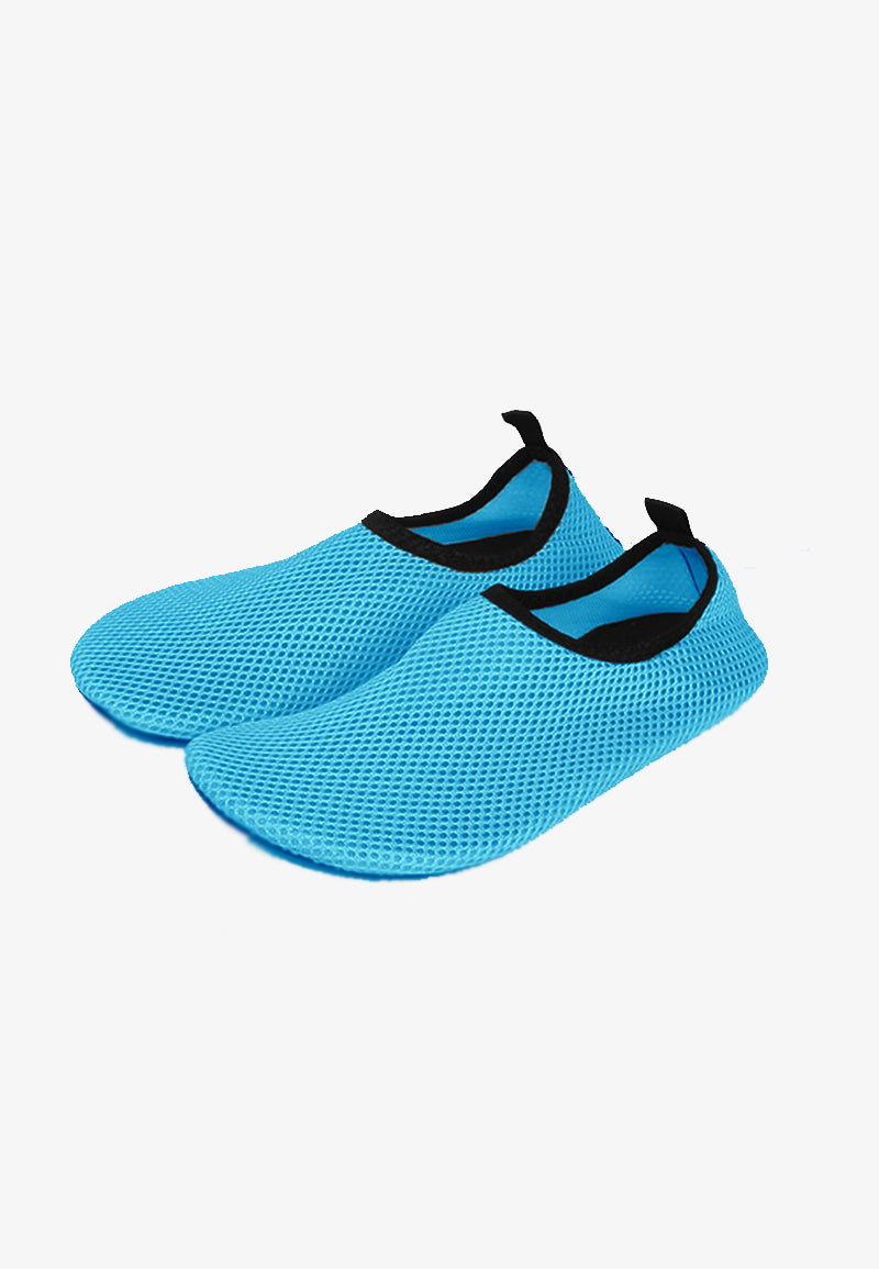 Mesh Water Shoes (Blue)