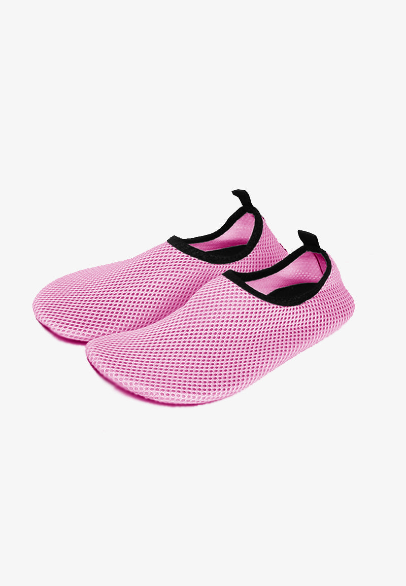 Mesh Water Shoes (Pink)