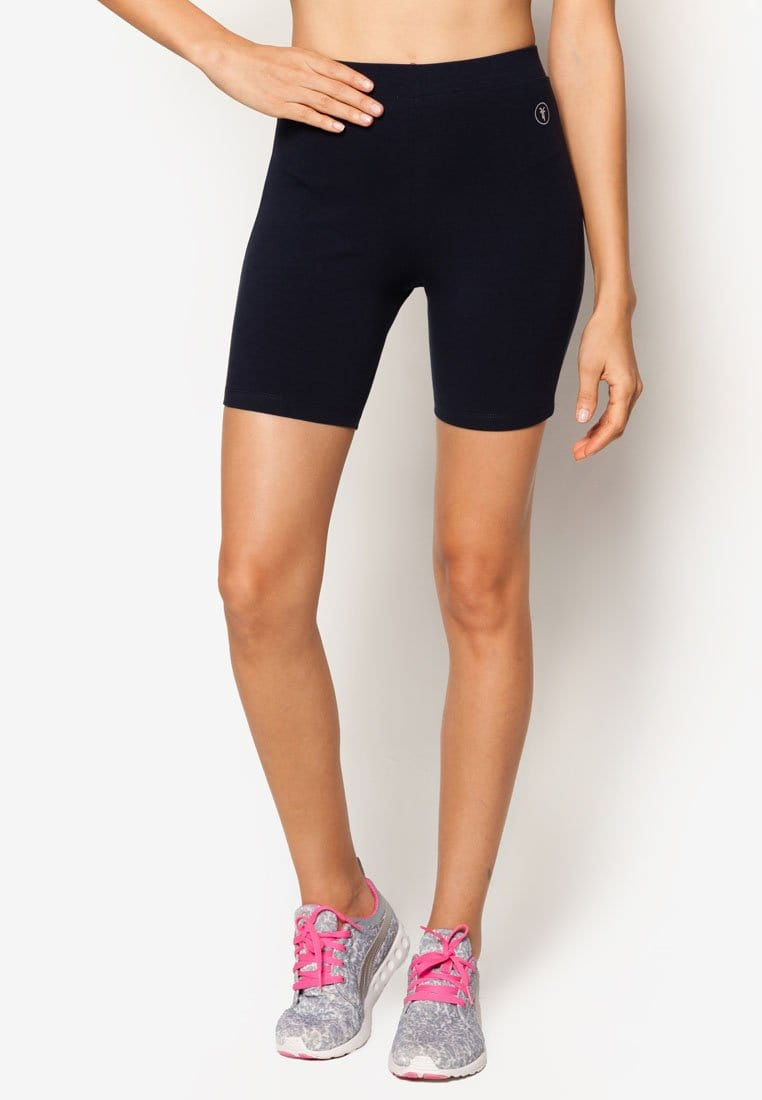 FUNFIT Basic Shorts in Black (S - 2XL)