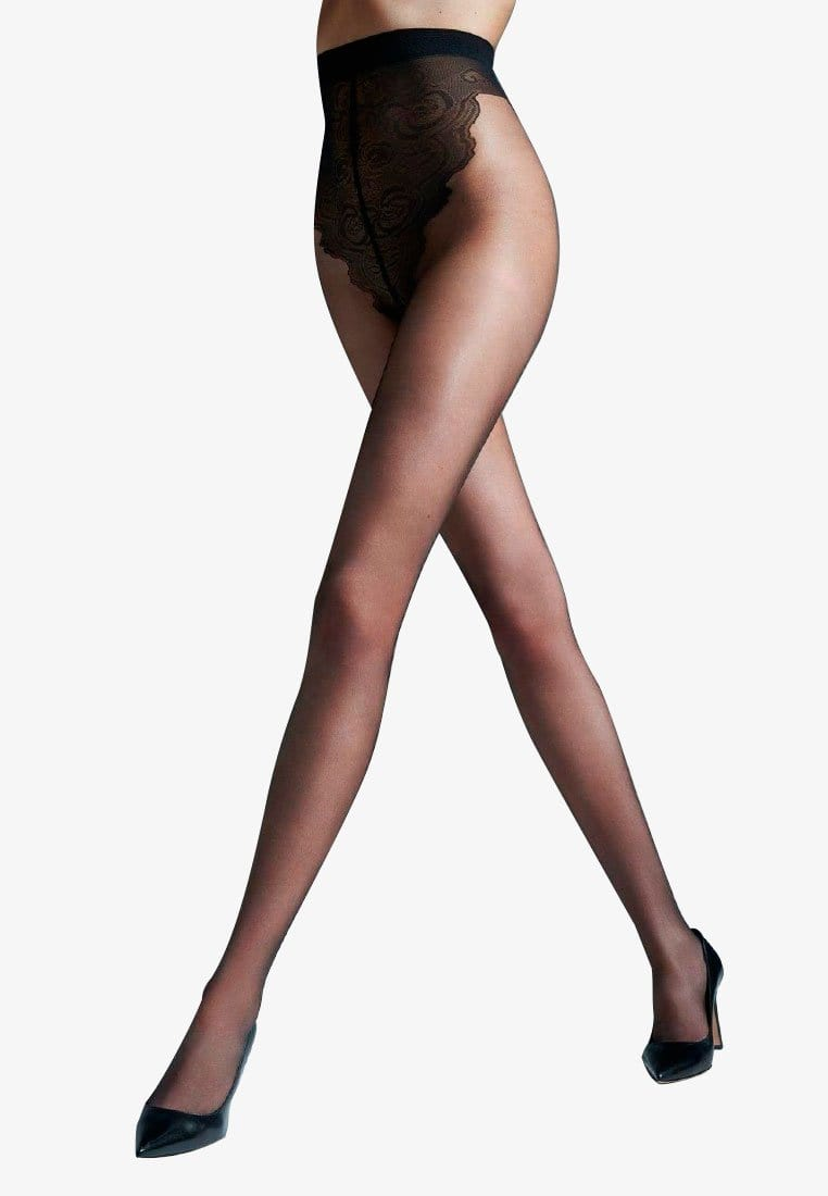 French Cut Pantyhose 15 Denier | 2 Colours