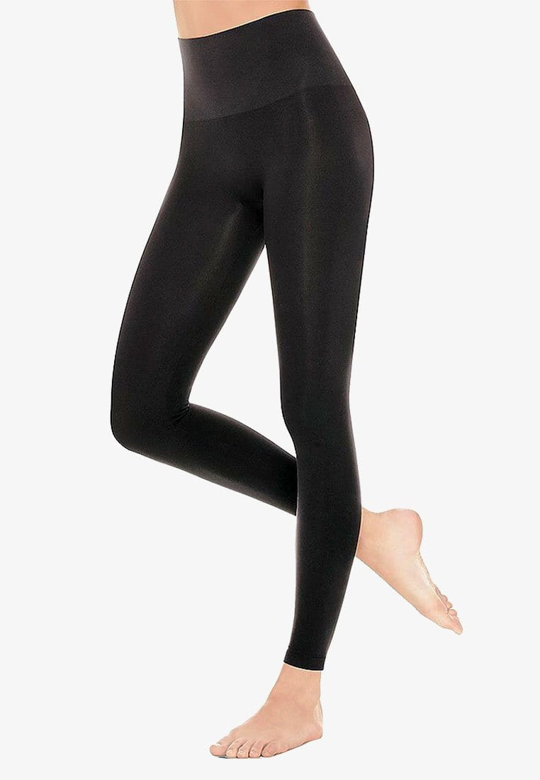 Fully Opaque Firmfit Contour Leggings 120 Denier