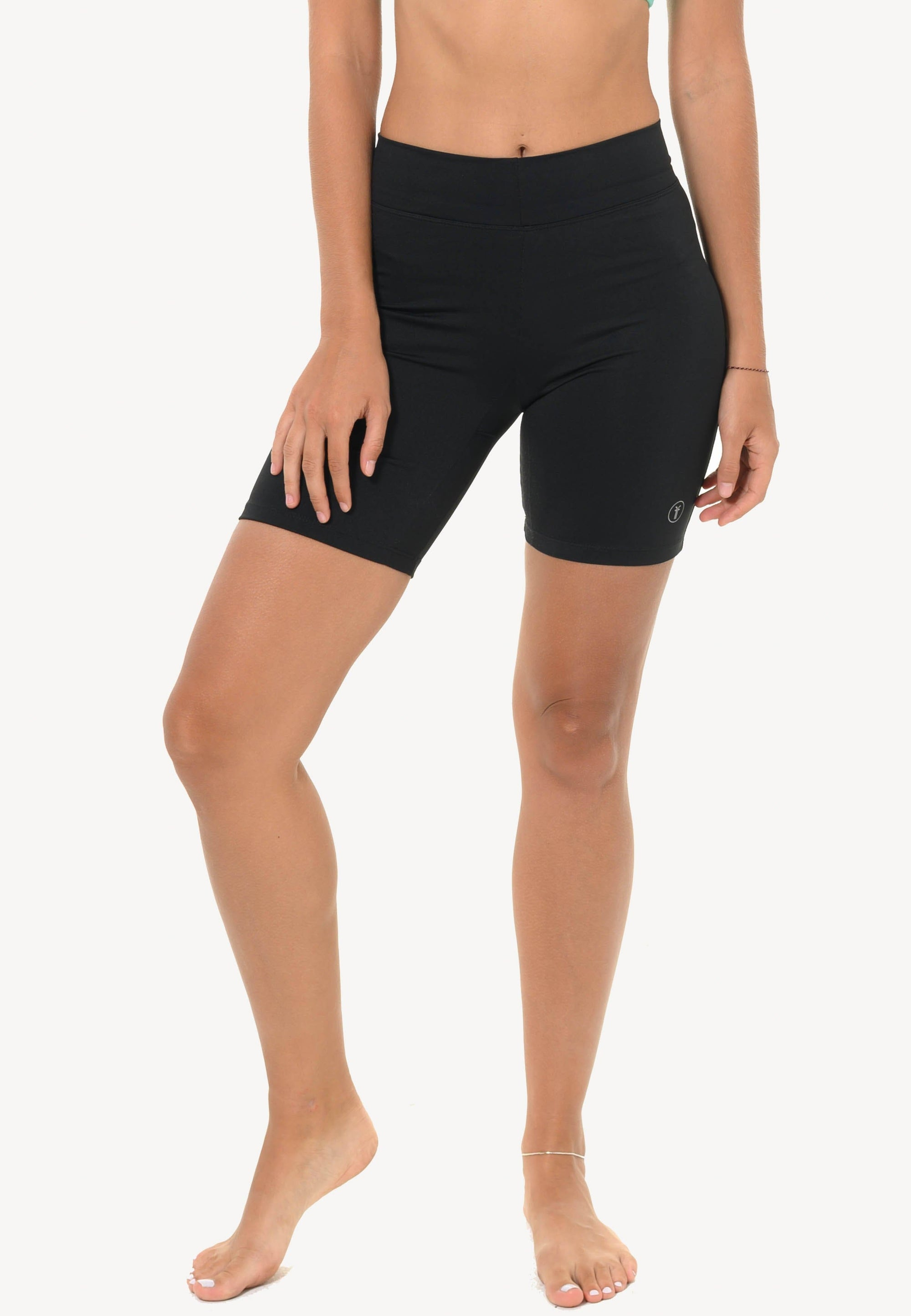FUNFIT Classic Bike Shorts in Black (S - L)