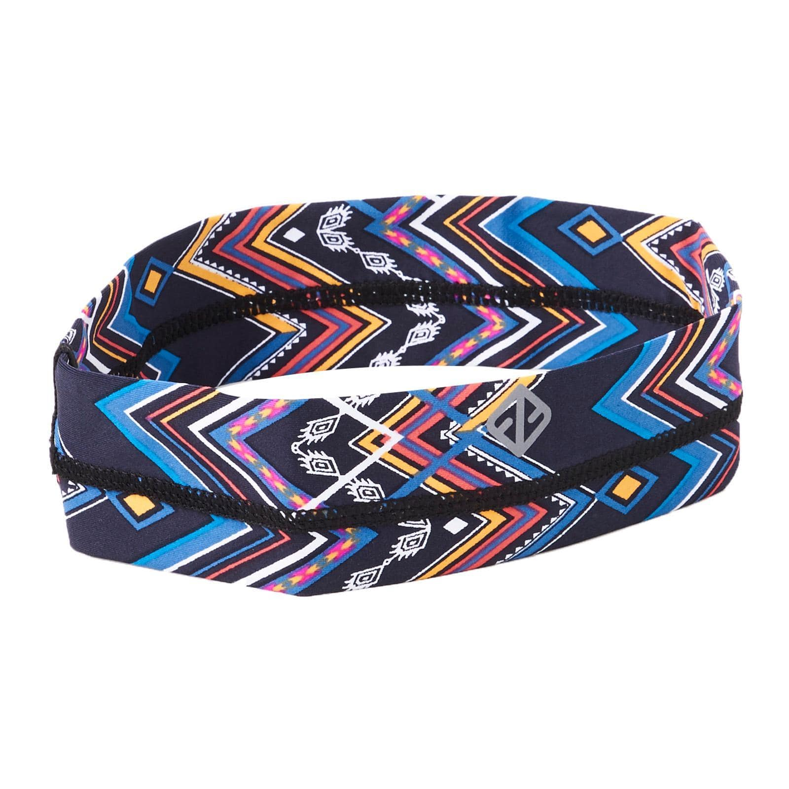 Headband In Aztec Print - FUNFIT