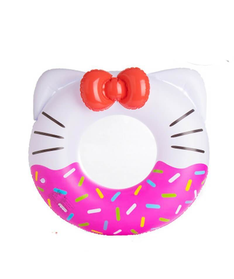 FUNFIT Kitty Pool Float (Small) 70cm