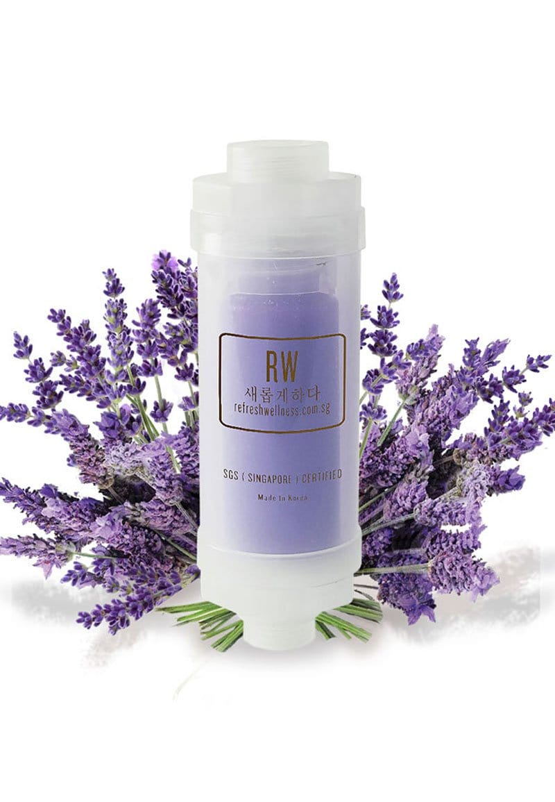 REFRESH COLLAGEN MILK SHOWER FILTER (LAVENDER)