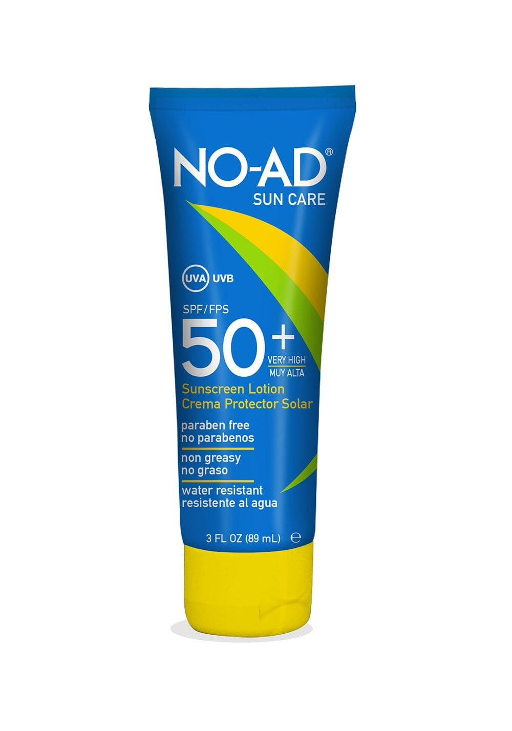 NO-AD SUNSCREEN LOTION SPF 50+ 89ML
