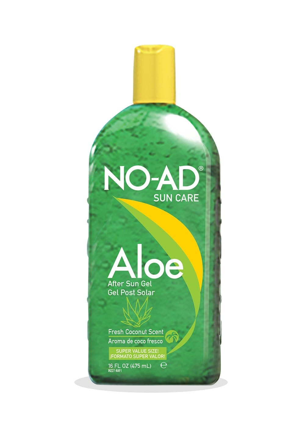 NO-AD ALOE AFTER SUN GEL 475ML