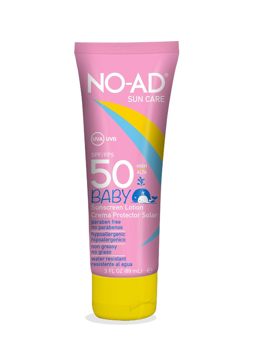 NO-AD BABIES LOTION SPF 50 89ML