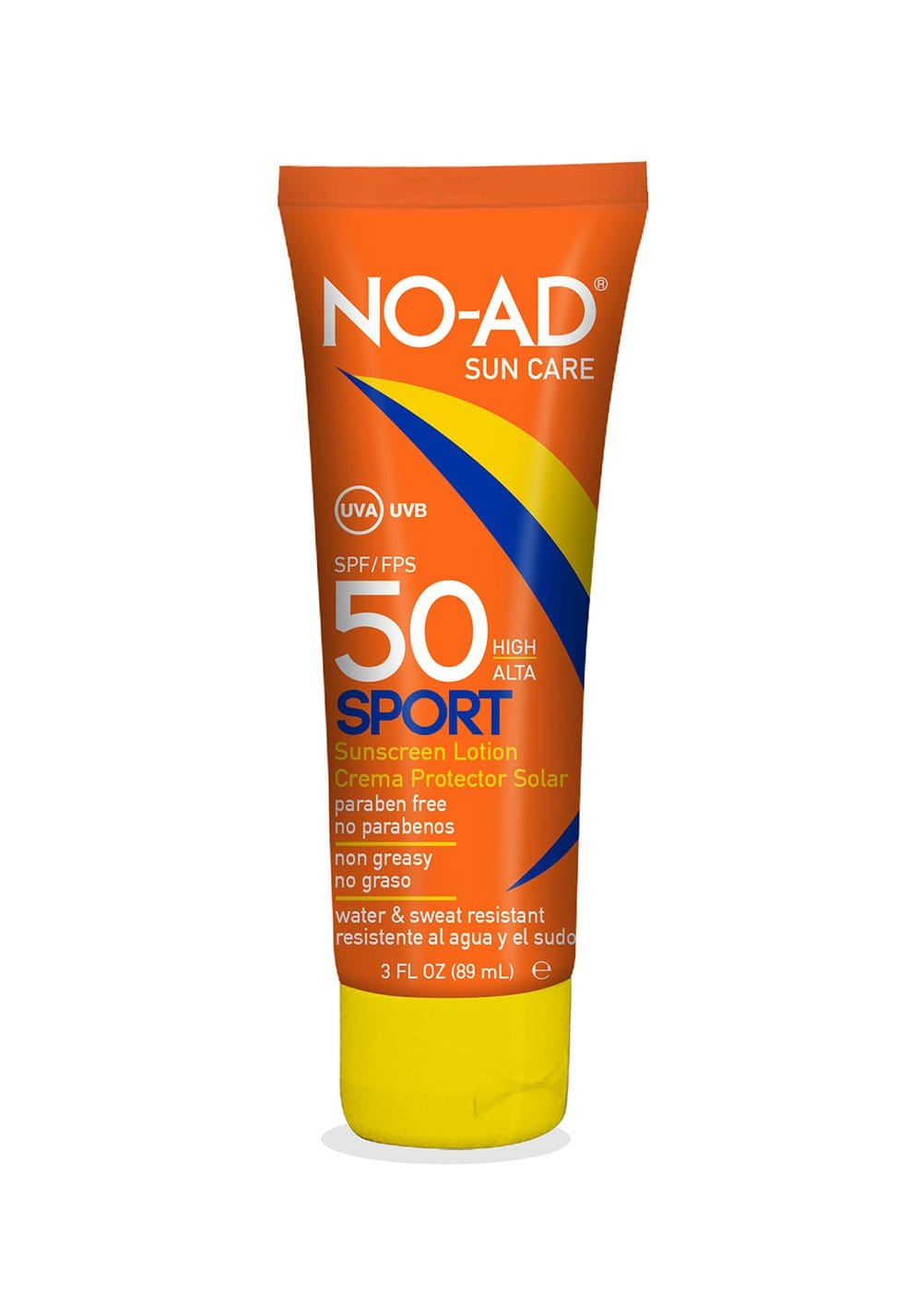 NO-AD SPORT LOTION SPF 50 89ML / 250ML