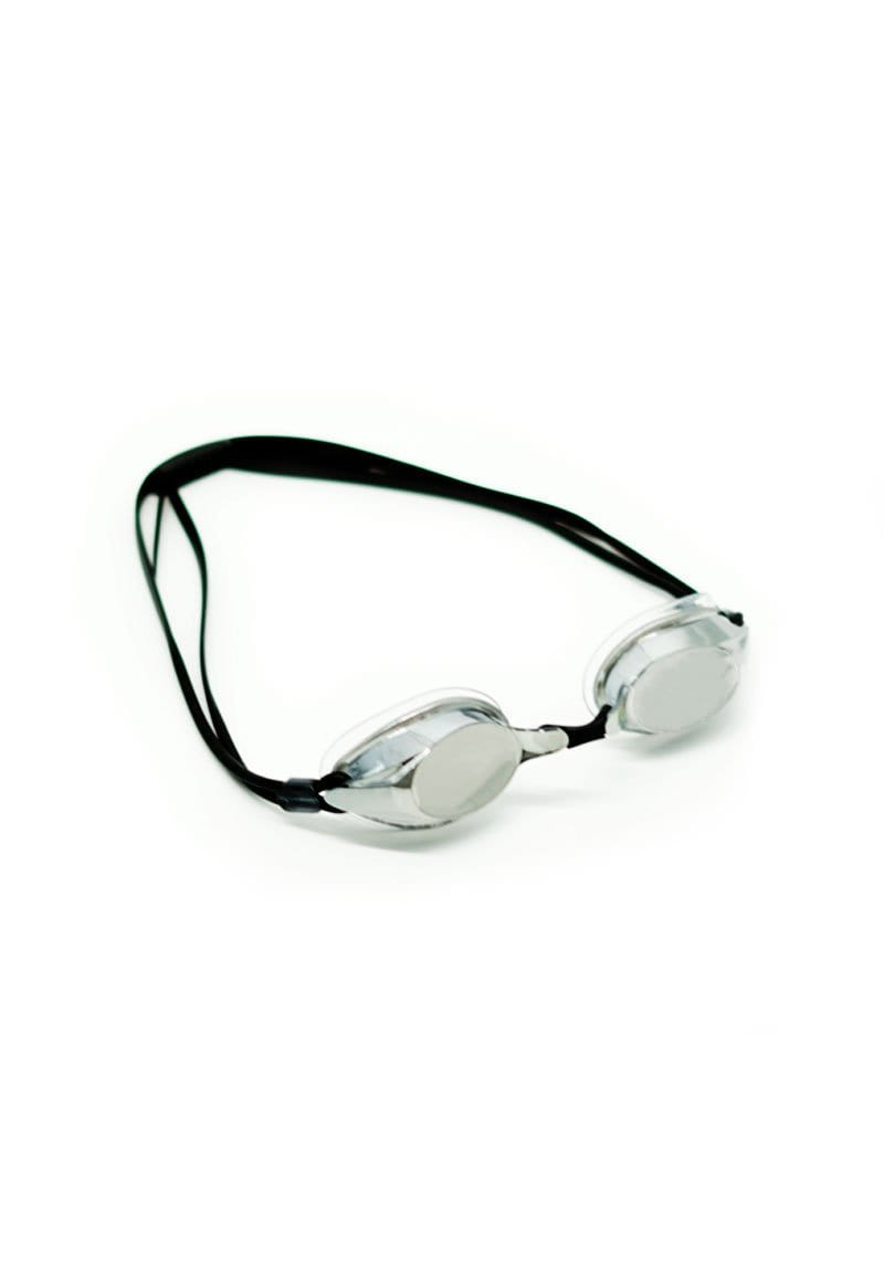 FUNFIT Small Oval Frame Goggles in Black