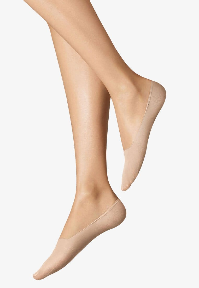 FUNFIT Invisible Seamless Socks (Straight Front) | 2 Colours