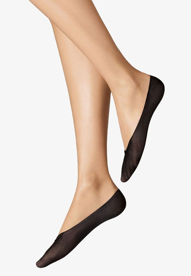 Luxe Invisible Seamless Socks (Straight Front) | 3 Colours