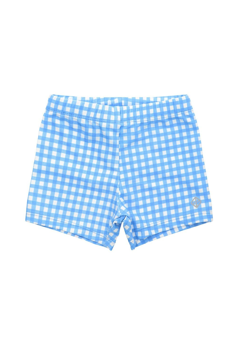 UPF50+ Junior Bottom (Unisex) in Gingham Summer Print