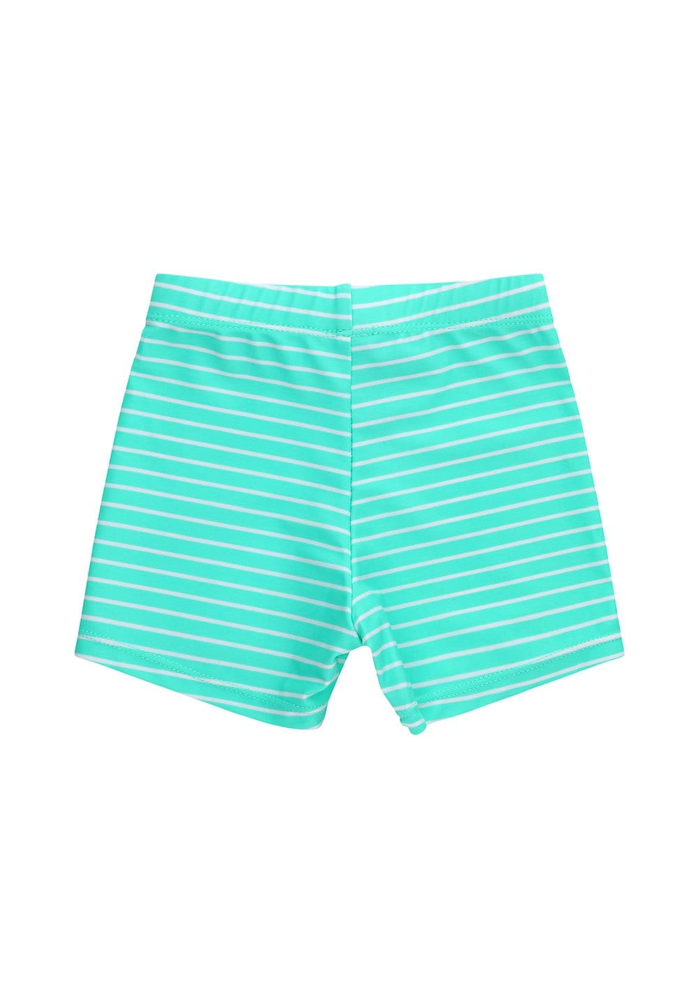 UPF50+ Junior Bottom (Unisex) in Bubblegum Print