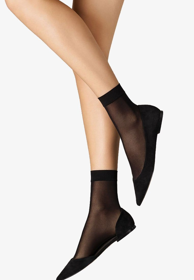 Support Ankle High Socks (2 Pairs) | 2 Colours