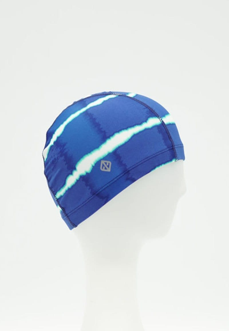 Fabric Swim Cap in Stormi Print