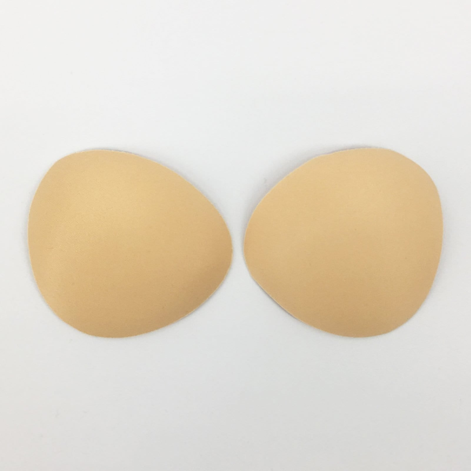 Small Push-Up Bra Padding Inserts In Nude - FUNFIT