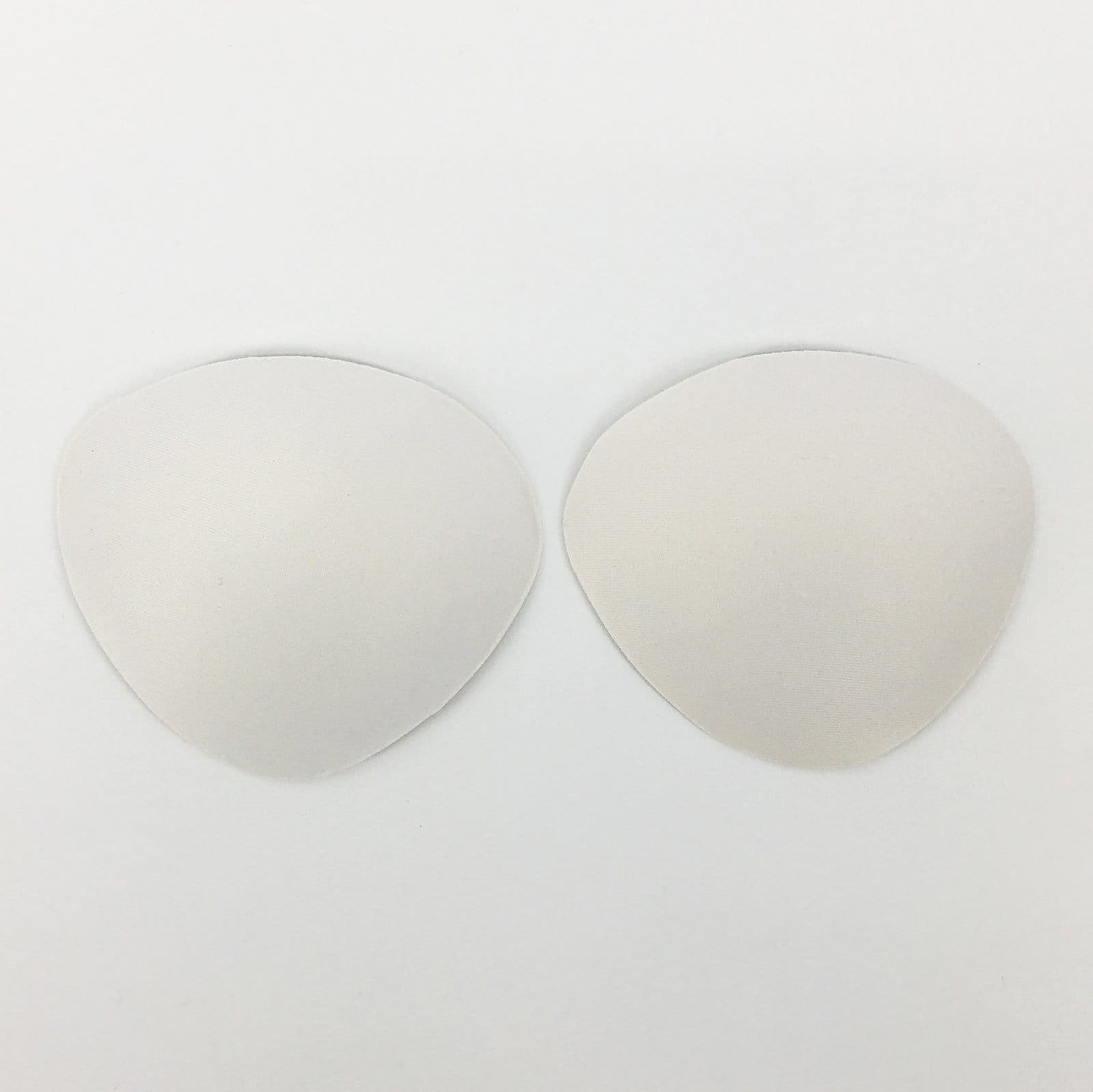 79f50934133 Small Push-Up Bra Padding Inserts In White - FUNFIT