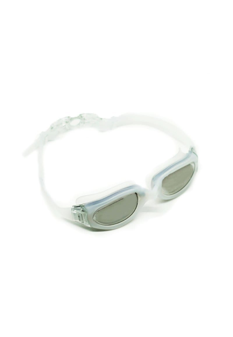 FUNFIT Thick Frame Goggles in White