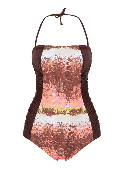 One Piece in Casineria Print (S - L) - FUNFIT