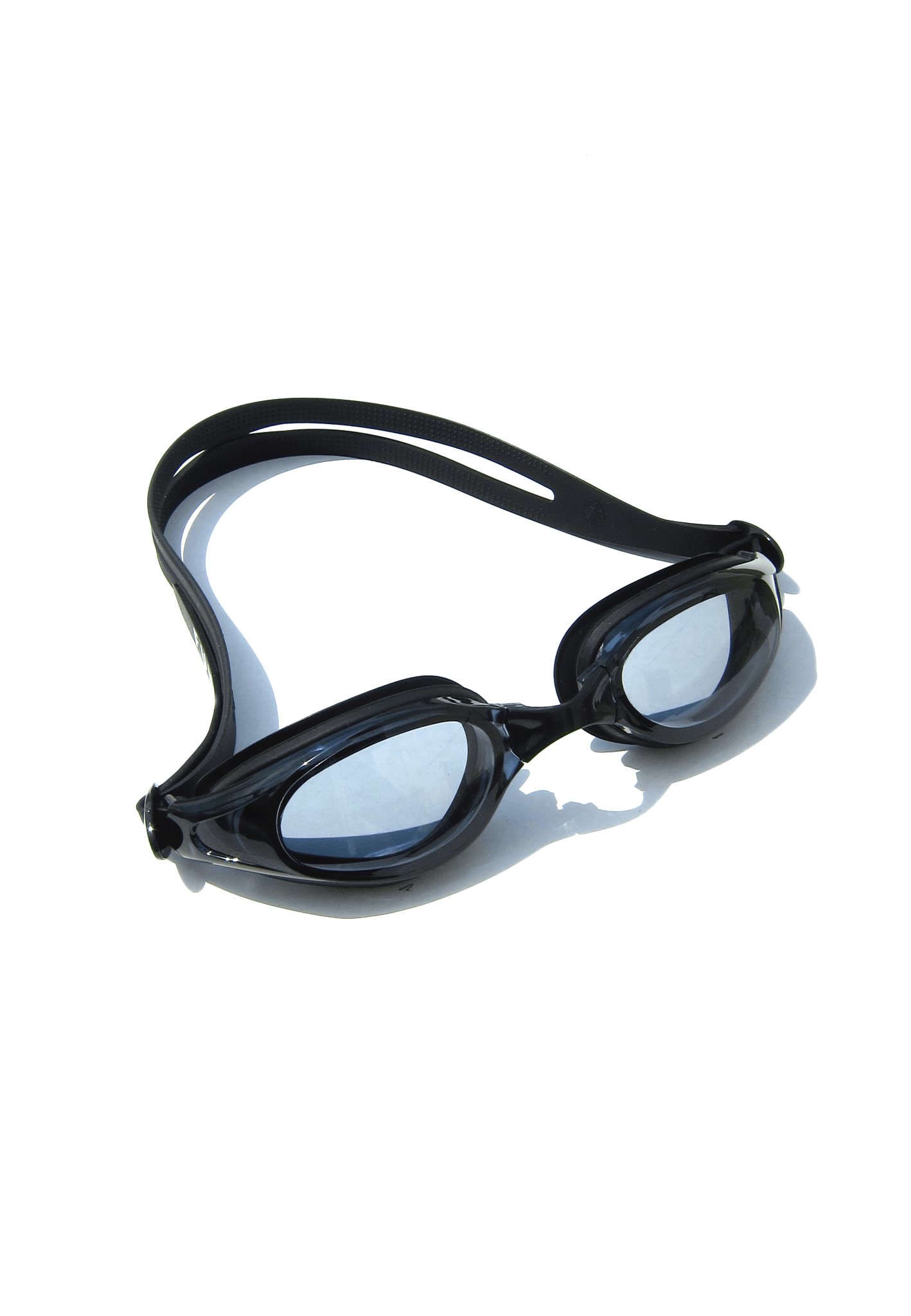 FUNFIT Leisure Wide-Framed Goggles (Black)