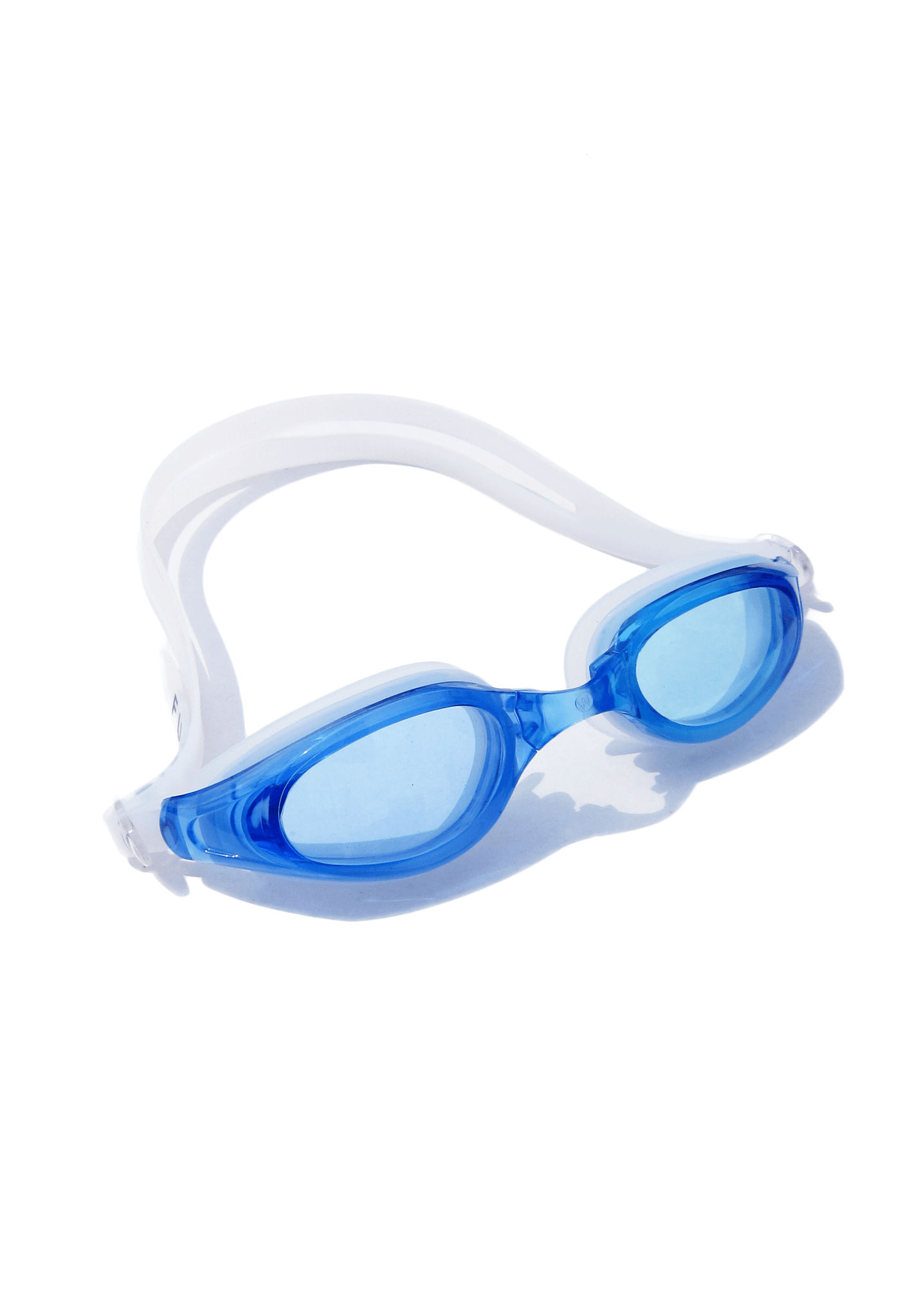 Leisure Wide-Framed Goggles (Blue)