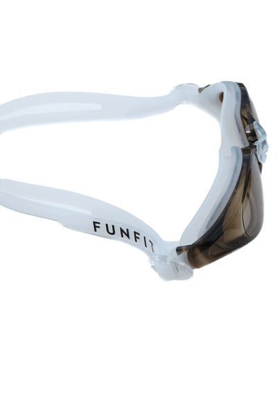 Leisure Wide-Framed Goggles (Brown) - FUNFIT